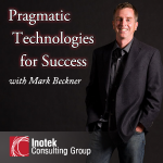 Pragmatic Technologies for Success Podcast Sleeve