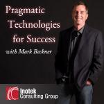 Pragmatic Technologies for Success Podcast Sleeve